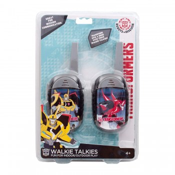 Walkie Talkie Transformers...