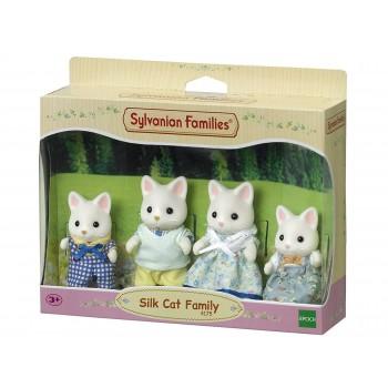 Famiglia Gatti Silk-...