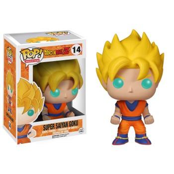 Super Saiyan Goku Funko -...