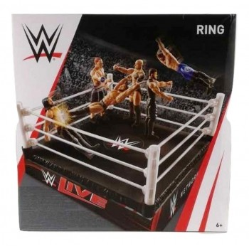 WWE  Ring  -  Mattel