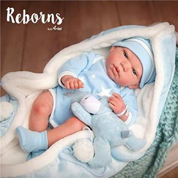 Bambola Reborn Carlos - Arias