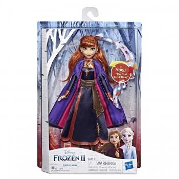 Frozen  II  Anna  Cantante...