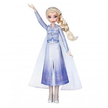 Frozen  II  Elsa  Cantante...