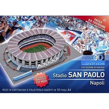 Puzzle  3D  Stadio  San...
