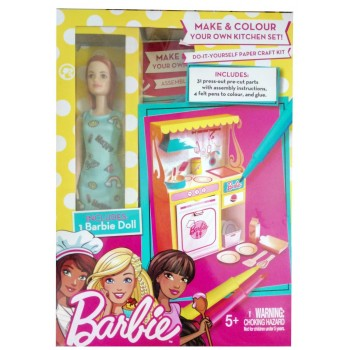 Barbie  Cucina  da...