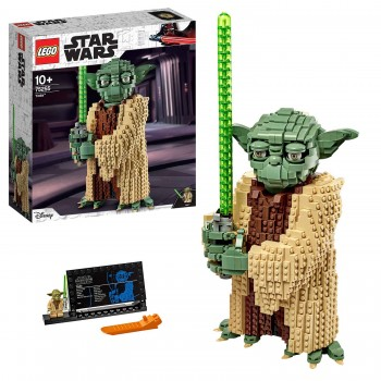 75255  Yoda  -  Lego