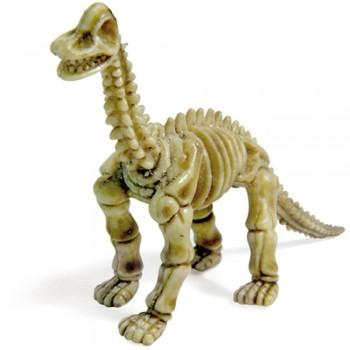 Scheletro di Brachiosauro -...
