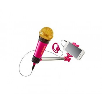Microfono Selfie Mic Girl -...