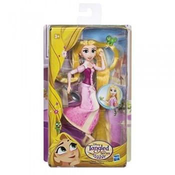 Rapunzel e  Pascal  -Hasbro