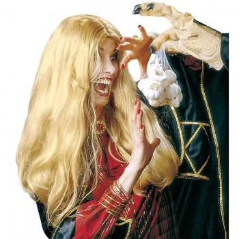 Parrucca Morgana Bionda -...