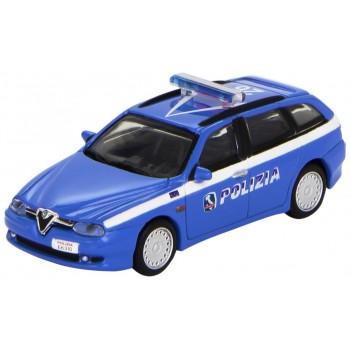 Auto Polizia 1:43 -NewRay