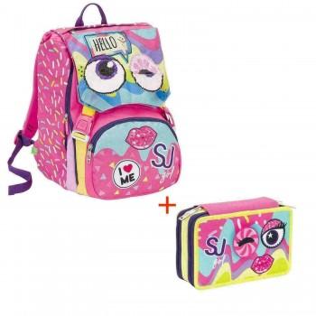 Zaino Schoolpack SJGang...