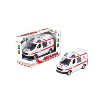 Ambulanza  Luci  e  Suoni...