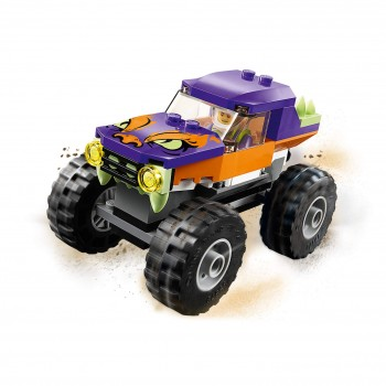 60251  Monster  Truck-  Lego