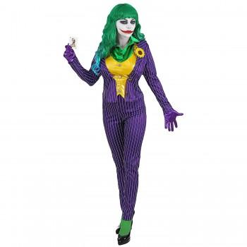 Abito Mad Joker Tg S - Widmann