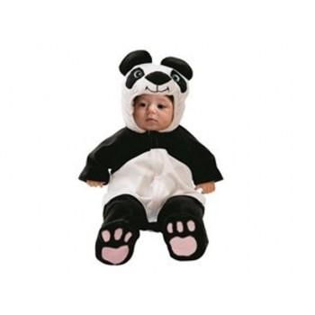 Abito Panda 3-6 Mesi -...