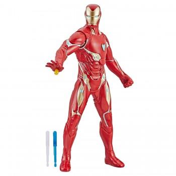 Avenger  Blast  Iron  Man...