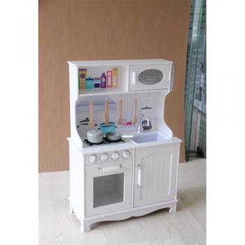 Cucina Bianca in Legno -...
