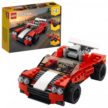31100  Auto  Sportiva-  Lego
