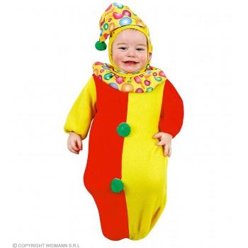 Abito Clown 0-9 mesi - Widmann