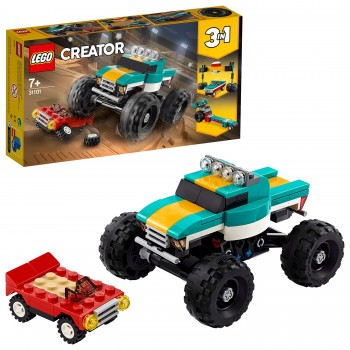 31101  Monster  Truck-  Lego