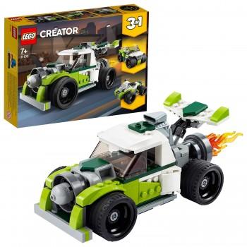 31103  Razzo-Bolide  -  Lego