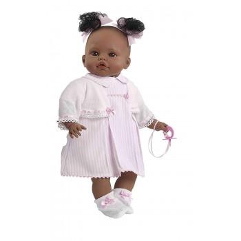 Bambola Saira Rosa 42 cm. -...