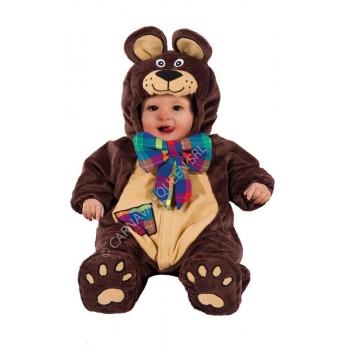 Abito Happy Teddy 3-6 Mesi...