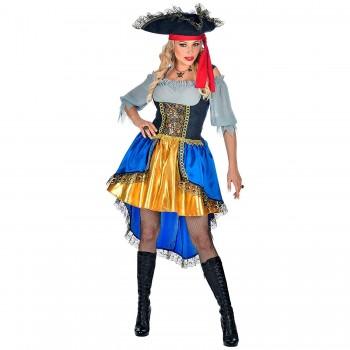 Abito  Capitana  Pirata  Tg...