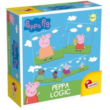 Peppa  Logic  -  Lisciani