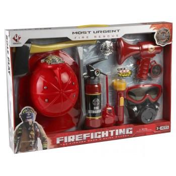 Set Pompiere Deluxe- ODG