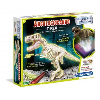 Archeogicando T Rex Glow in...