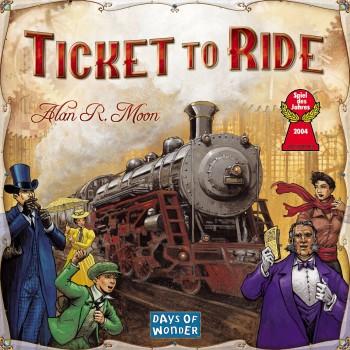 Ticket to Ride - Giochi Uniti