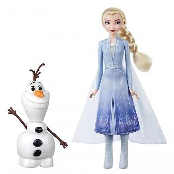 Frozen  II  Elsa e Olaf...