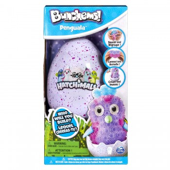 Bunchems Hatchimals- Spin...