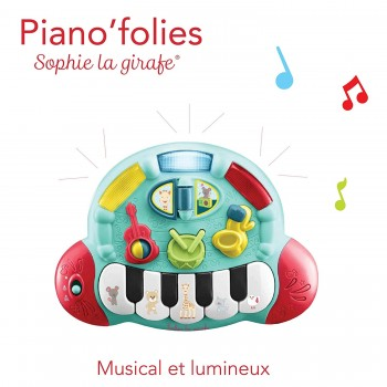 Piano  Folies  Sophie-  Vulli