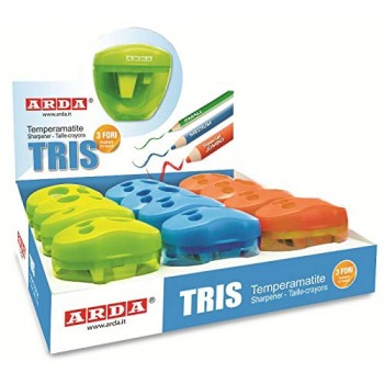 Temperamatite 3 Fori Tris -...
