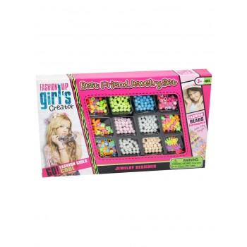 Set  Medio  Perline  Girls...