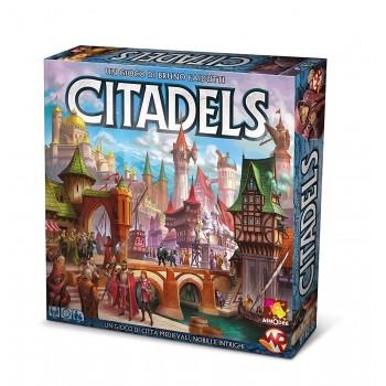 Citadels  -  Asmodee
