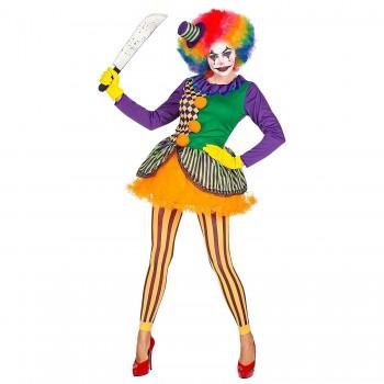 Abito  Evil  Joker  Tg   M...