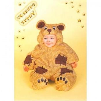 Abito Orsetto Teddy...