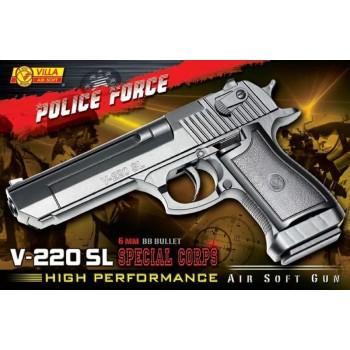 Pistola  a  Pallini  V-220...
