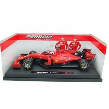 Ferrari  SF90  S   vettel...