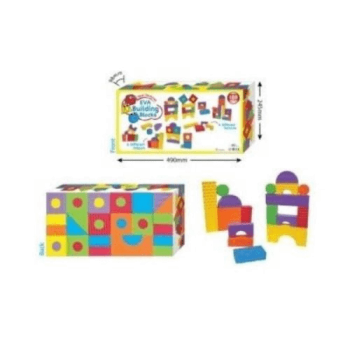 Cubi Colorati EVA -ITN