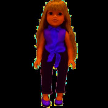 Bambola Carly 46 cm- ITN
