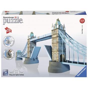 216 pz. Tower Bridge 3D -...