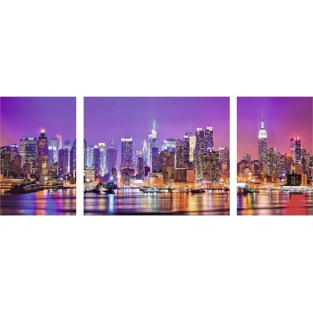 1000 pz. New York Trittico...