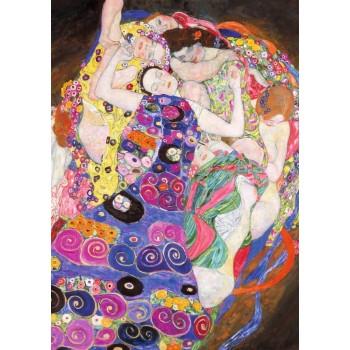 1000 pz. Klimt: La Vergine...