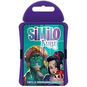 Similo  -  Fiabe  -  Ghenos