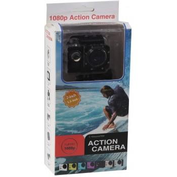 Action Camera con Accessori...